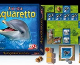Aquaretto (Zooloretto: Aquaretto) by Rio Grande Games