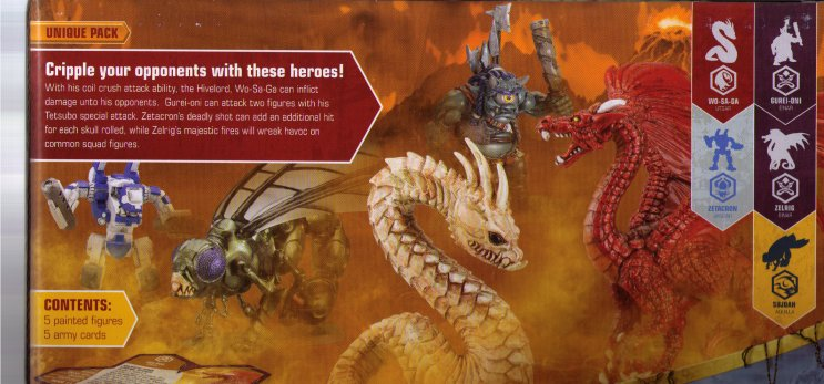 Heroscape Expansion Set - Aquilla's Alliance by Hasbro / Wizards of the Coast