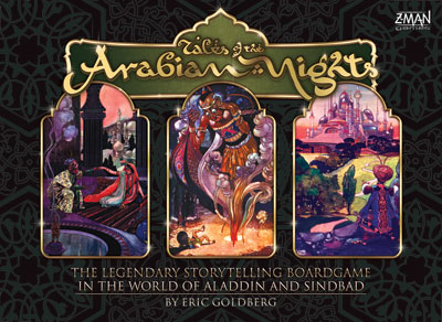Tales of the Arabian Nights by Z-Man Games, Inc.