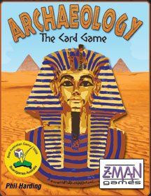 Archaeology: The Card Game by Z-Man Games, Inc.