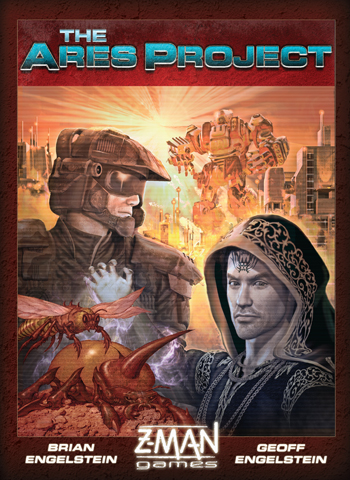 The Ares Project by Z-Man Games, Inc.