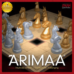 Arimaa by Z-Man Games, Inc.
