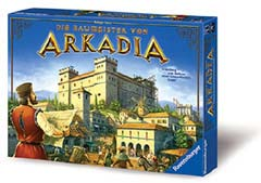 Arkadia by Rio Grande Games