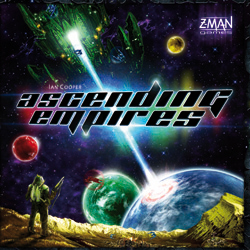 Ascending Empires by Z-Man Games, Inc.