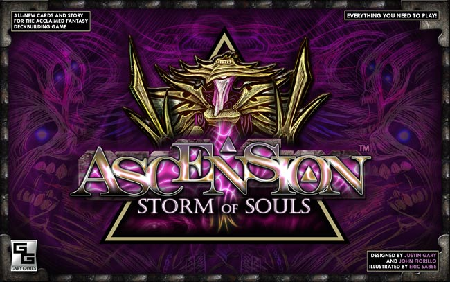 Ascension: Storm of Souls by Gary Games Inc.