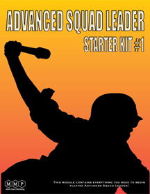 Advanced Squad Leader (ASL) Starter Kit  by