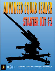 Advanced Squad Leader (ASL) Starter Kit #2 by Multi-Man Publishing (MMP)