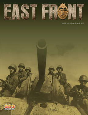 ASL Action Pack #5 - East Front by Multi-Man Publishing