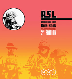 Fair Play Games - Advanced Squad Leader (ASL) Rulebook 2nd Edition ...