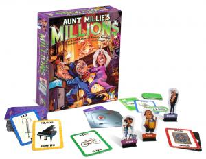 Aunt Millie's Millions by Gamewright