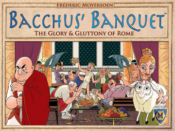 Bacchus' Banquet by Mayfair Games