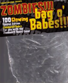 Bag o' Zombies: Glowing Babes by Twilight Creations, Inc.