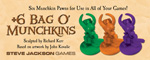 Bag o' Munchkins (6 Pawns) by Steve Jackson Games
