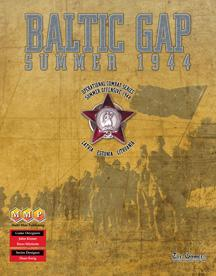 Baltic Gap by Multi Man Publishing