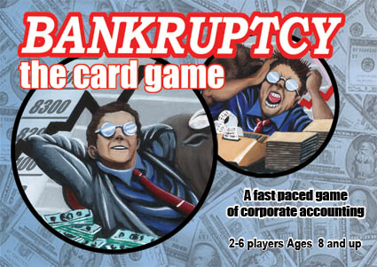 Bankruptcy: The Card Game by Tangent Games