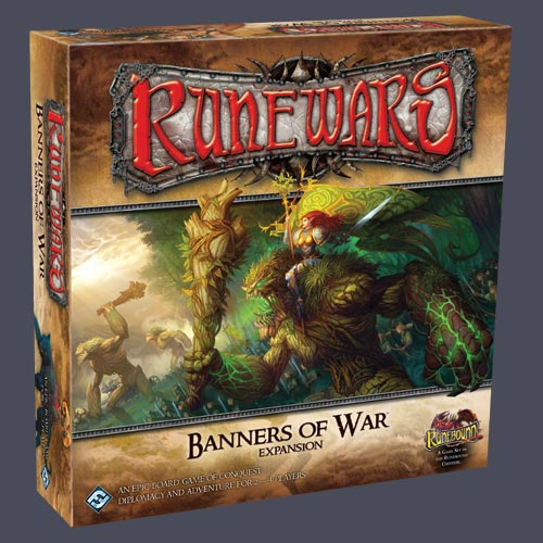 Runewars: Banners of War Expansion by Fantasy Flight Games