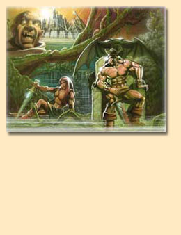 Barbarian Kings by Jolly Roger Games