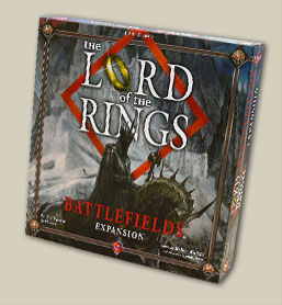 Lord Of The Rings Battlefields Expansion by Fantasy Flight Games