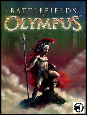 Battlefields Of Olympus Card Game by Smartass Games Ltd.