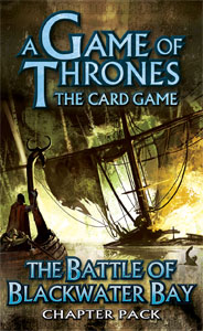 A Game Of Thrones Lcg: Battle Of Blackwater Bay Chapter Pack by Fantasy Flight Games