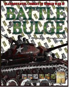 Panzer Grenadier: Battle of the Bulge by Avalanche Press, Ltd.