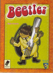 Beetlez by Mayfair Games