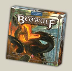 Beowulf : The Legend (Beowulf - Die Legende) by Fantasy Flight Games