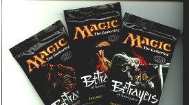 Magic The Gathering: Betrayers Of Kamigawa Booster Pack by Wizards of the Coast