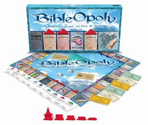 Bible-Opoly by Late For the Sky Production Co., Inc.