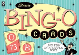 Bing-O Cards by US Games Inc.