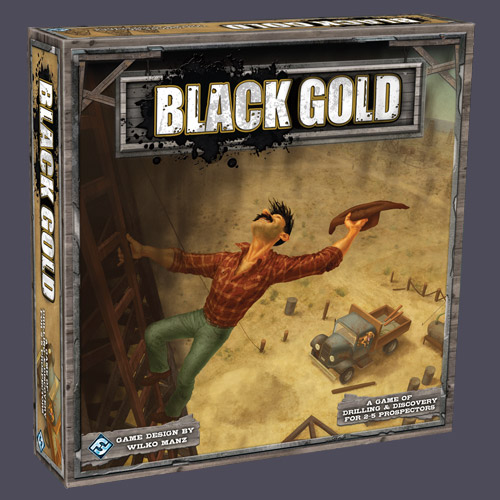 Black Gold by Fantasy Flight Games