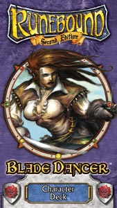 Runebound Class Deck: Blade Dancer by Fantasy Flight Games