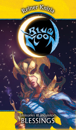 Blue Moon - Emissaries & Inquisitors - Blessings Expansion by Fantasy Flight Games