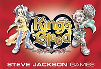 King's Blood by Steve Jackson Games