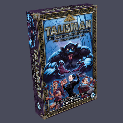 Talisman: The Blood Moon Expansion by Fantasy Flight Games