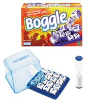 Boggle by Parker Brothers