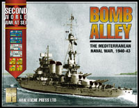 2nd World War At Sea Bomb Alley by Avalanche Press, Ltd.