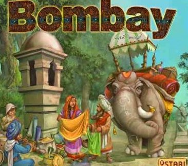 Bombay by Asmodee Editions