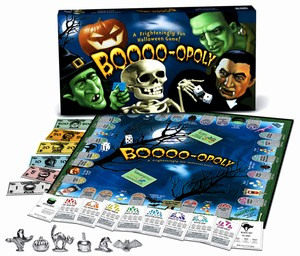Boo-Opoly by Late for the Sky