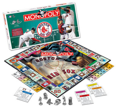 Boston Red Sox Monopoly : Collector's Edition by USAOpoly