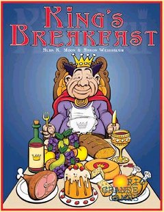 King's Breakfast by Rio Grande Games