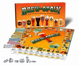 Brew-Opoly by Late For the Sky Production Co., Inc.