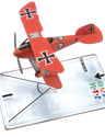 Wings Of War: Albatros D.III (Brumowski) by Fantasy Flight Games