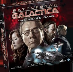 Battlestar Galactica: The Board Game by Fantasy Flight Games