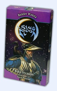Blue Moon: Buka Invasion Expansion by Fantasy Flight Games