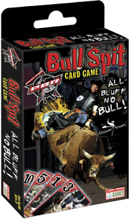 Bull Spit card game by Endless Games