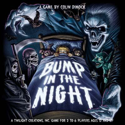 Bump In The Night by Twilight Creations, Inc.
