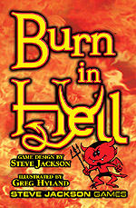 Burn in Hell by Steve Jackson Games