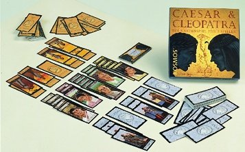 Caesar and Cleopatra by Rio Grande Games