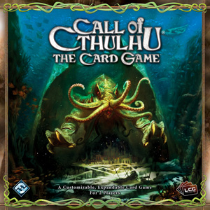 Call of Cthulhu LCG Core Set by Fantasy Flight Games